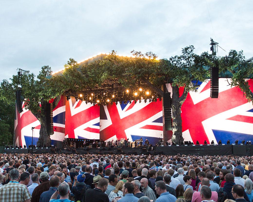 Martin Audio_BST Hyde Park 2015 - The Who