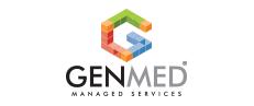 GENMED logo