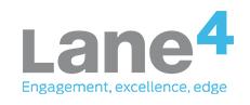 Lane4 logo