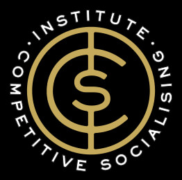 The Institute of Competitive Socialising logo