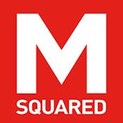 M Squared logo