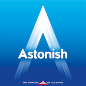 Astonish Cleaning Products logo